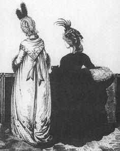 HALF MOURNING DRESS.  december 1796