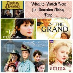 Missing your favorite British period drama? What to Watch for Downton Abbey Fans