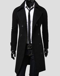 The name says it all. Own it. Although it won't enable you to zip through time and space, this coat MAY help you battle injustice while wearing it if you really