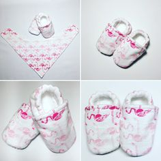 Gorgeous pink flamingoes from Florida 💕 Soft Baby Shoes, Better Posture, Baby Feet, Pink Flamingos, Ankle Strap, Florida, Cute, Kids, Young Children