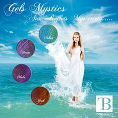 Johann Gel Color 5 ml Gel Color, Mystic, Beauty, Lashes, Makeup, Products, Color, Beauty Illustration