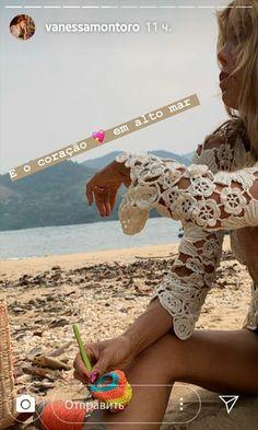 Vanessa Montoro, Crochet Tops, Top Free, Free Pattern, Number, Patterns, Inspiration, Dresses, Style