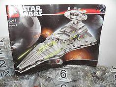 LEGO Star Wars 6211 set  STAR DESTROYER NO MINIFIGS INCOMPLETE