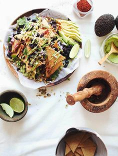 By Natasha Alexandrou Spice up dinnertime with these quick and vibrant Mexican meal that taste just as good as they look. 1. Pea Shoot,Radish and Fermented Jalapeño Tostadas  View the Recipe...