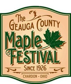 The Geauga County Maple Festival in Chardon, Ohio. Richie explains how maple surup is made in The Cultural Hall: Articles of News 02.27.2012. Adding a little article of culture to your life.