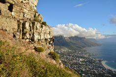 Lions head #table mountain