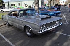 A 1966 Dodge Coronet 440 at the 2012 Midstate Mopars in Bendigo.     Our photo blog: http://divinumphoto.com