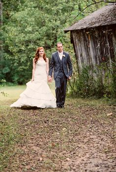 October wedding in Knoxville, TN.