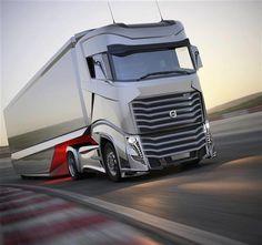 2013 Volvo truck - looks like a Decepticon :p Future Trucks, New Trucks, Custom Trucks, Cool Trucks, Cool Cars, Automobile, Custom Big Rigs, Cab Over, Volvo Trucks