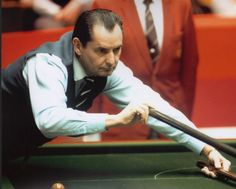 Ray Reardon -   Born 8 October 1932, in the coal mining community of Tredegar in Wales, Reardon left school and became a miner when he was 14. It is rumoured that he used to wear gloves to protect his hands for snooker. Following an accident in which Reardon was buried for several hours, he quit mining and became a police officer.