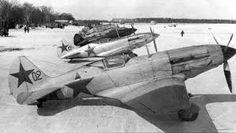 aerei russi seconda guerra mondiale