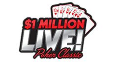 Maryland Live to hold $1 million dollar tournament series March 2014. - C.N