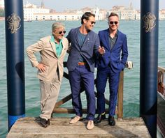 """Johnnie Walker Blue Label & Jude Law Photo Call For 'The Gentleman's Wager' Screening  Jude Law and Giancarlo Giannini at Venice Film Festival with """"The Gentleman's Wager"""" Short Film and Johnnie Walker Event   http://www.redcarpetreporttv.com/2014/08/28/jude-law-and-giancarlo-giannini-at-venice-film-festival-with-the-gentlemans-wager-short-and-johnnie-walker-event/"""
