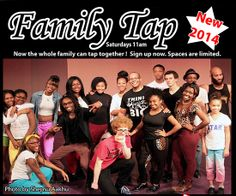 RSVP TODAY! #Chicago:@M.A.D.D. Rhythms New For 2014 - Family Tap – The Whole Family Can Tap Together - Black Folk Hot Spots #BlackBiz Social Network Director...