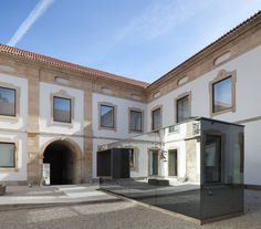 depA, José Campos · Cultural House of Pinhel - Museum José Manuel Soares