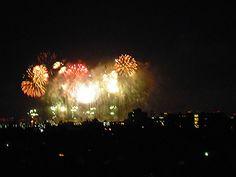 Japanese fireworks