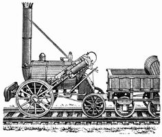 The steam engine was a revolutionary invention and radically impacted the period of early industrialization in the United States, especially in the formative years of the Nineteenth Century. It was quickly applied to power factories and growing industries - quickly replacing the use of water power - and it was used by Peter Cooper to drive his railroad engine and by Robert Fulton for his steamboat.