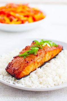 The Cheesecake Factory Miso Salmon Recipe. I only used the first four ingredients for the sauce on the salmon. Other ingredients… | Tried it ...