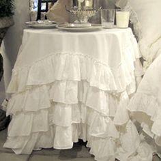 Pom Pom at Home Linens ~ Audrey Tablecloth