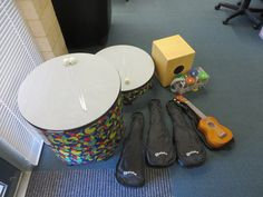 Woolworths Earn and Learn rewards ~ Music equipment for our school. Thank you to those who collected the rewards.