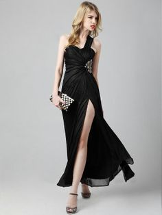 Midnight Holiday Evening Dresses