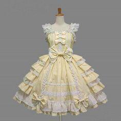 Lolita Cosplay, Cosplay Dress, Cosplay Costumes, Anime Cosplay, Halloween Costumes, Kawaii Fashion, Lolita Fashion, Cute Fashion, Fashion Outfits