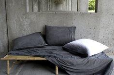 Sängkläder MikMax Palamos Mörkgrå