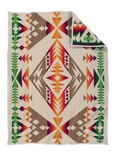 Diamond Medallion Throw by Pendleton. Home Depot Projects, Diy Projects, Mountain Cabin Decor, Native American Print, Soft Furnishings, Trees To Plant, Textile Design, Design Trends, Nativity