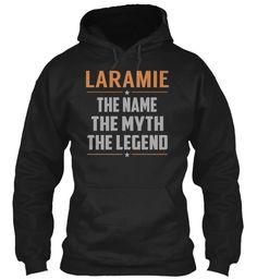LARAMIE - Legend Name Shirts #Laramie