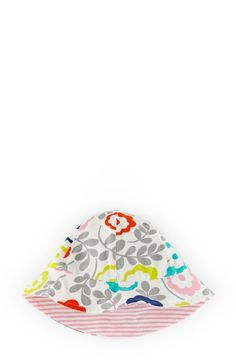 Mini Boden Reversible Hat (Baby) available at #Nordstrom