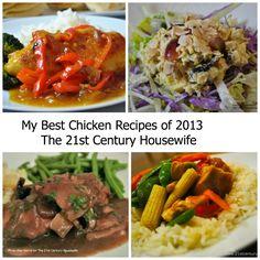 Best Chicken Recipes of 2013