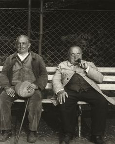 Blind Miner and Blind Soldier, c. 1930 His images were notable for their unflinching realism