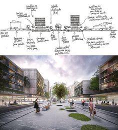 Projetos pensados para o futuro da cidade de São Paulo -- Avenida Rebouças, por Martin Corullon