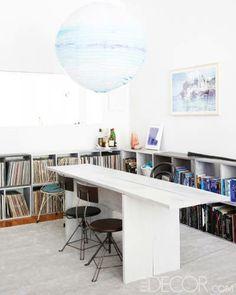 How To Decorate A Dining Room - Shanan Campanaro Eskayel - ELLE DECOR