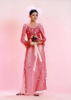 12 Best Ao Dai (Vietnam Traditional Wedding Dress) images ... 391714b4b0c9