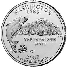 Washington State Quarter