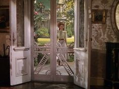 "Antique screen doors pull at the heart strings, especially ones from the ""Meet me in St. Louis"" house."