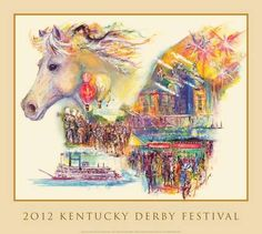 The official Derby Festival poster is here!