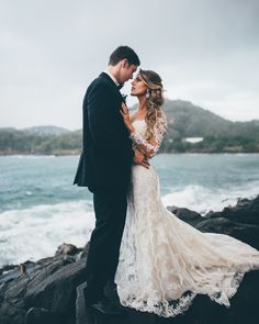 Wedding Day - Fantastic long sleeve wedding dresses for all occasions in your life. You must see them and find here the most one you like. We want to make you happy! Perfect Wedding, Dream Wedding, Wedding Day, Lace Wedding, Gown Wedding, Trendy Wedding, Mermaid Wedding, Wedding Blog, Bridal Gowns