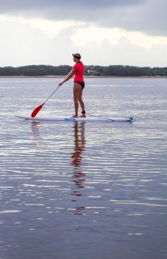 Who loves stand up paddle boarding? Do it here on the Sunshine Coast in Australia