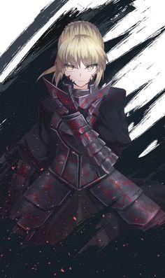 Fate/Gran Order , Alter Saber-Arturia