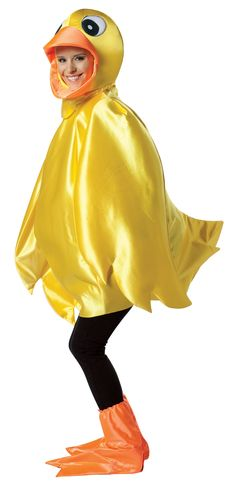 Yellow Ducky Adult Costume from BuyCostumes.com