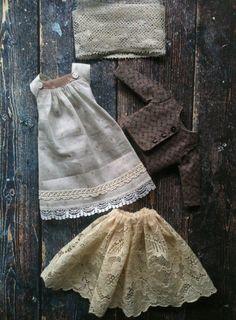 Robe et veste pour Ruruko et poupées par moshimoshistudio sur Etsy