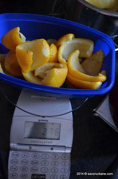 Coji de portocala si lamaie confiate - reteta de dulceata de coji de citrice | Savori Urbane Mcdonalds, Peach, Food, Meal, Peaches, Essen, Hoods, Prunus, Meals