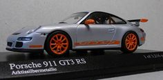 1/43 ポルシェ 〓 911(997) GT3 RS Silver/Orange 〓 Porsche ミニチャンプス http://www.amazon.co.jp/dp/B000RZMLD2/ref=cm_sw_r_pi_dp_J2Nlvb1N9P7PH