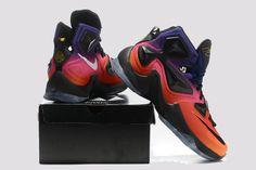 """huge discount 1f81e 9c911 2016 """"Doernbecher"""" Nike LeBron 13 designed by Kian Safholm"""