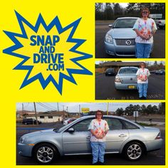 CONGRAT's to Pauline Bernstien ‼️On the purchase of her Mercury Sable... ...We thank you for your purchase Pauline‼️. Apply now @ www.SnapAndDrive.com to get you one... ✅✅✅EVERYBODY IS APPROVED✅✅✅. IN A SNAP #creditplug