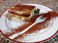 Tiramisú italiano - Auténtica receta Tiramisú italiano - Cómo hacer tiramisú - Italian tiramisu recipe