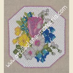 Catalogo prodotti Centrini di perle - Arcobaleno Merceria