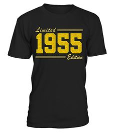 """# Born in 1955 Limited Edition Glitter Text Birthday Shirt - Limited Edition .  Special Offer, not available in shops      Comes in a variety of styles and colours      Buy yours now before it is too late!      Secured payment via Visa / Mastercard / Amex / PayPal      How to place an order            Choose the model from the drop-down menu      Click on """"Buy it now""""      Choose the size and the quantity      Add your delivery address and bank details      And that's it!      Tags: Vintage…"""